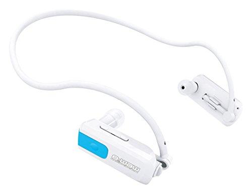 SportXtreme MP3-speler voor onderwater, tot 3 meter, intern geheugen van 4 GB, ondersteunt MP3 en WMA bestanden, ideaal voor zwemmen en andere sporten.