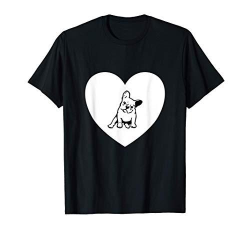 Bulldog Frances Dueño Del Perro Camiseta
