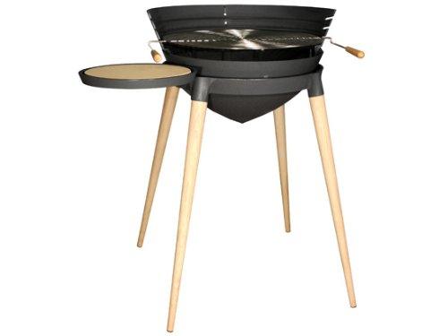 Invicta - Barbecue Bois Shogun - Grille diamètre : 50 cm