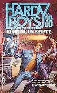 Running on Empty (Hardy Boys Casefiles #36)