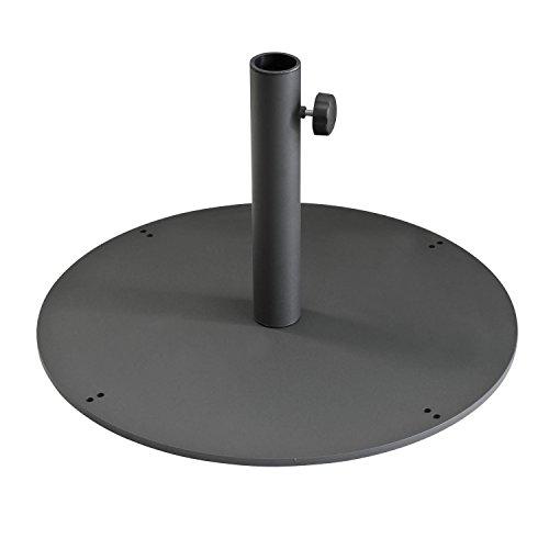 emu Shade Schirmständer, antikeisen H 1cm, Ø 62cm
