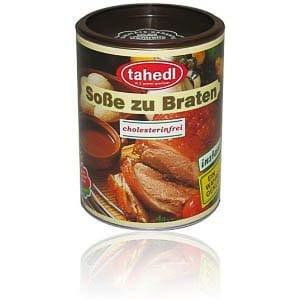 Tahedl Soße zu Braten instant 900 g