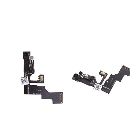 Sharplace - 2 cables Flex para cámara frontal con sensor de proximidad de repuesto para teléfono móvil