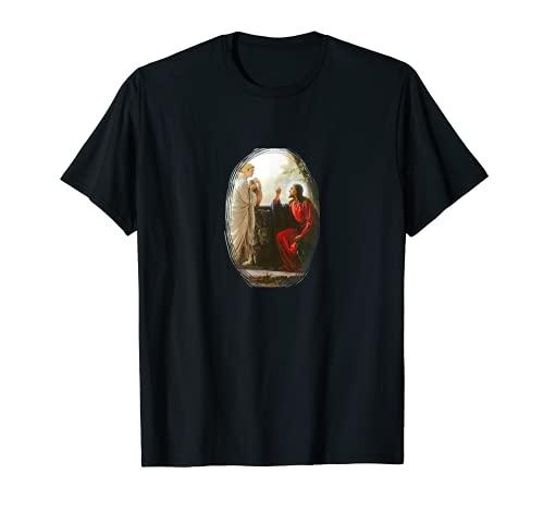 Jesús Mujer en el pozo A-090821 Camiseta