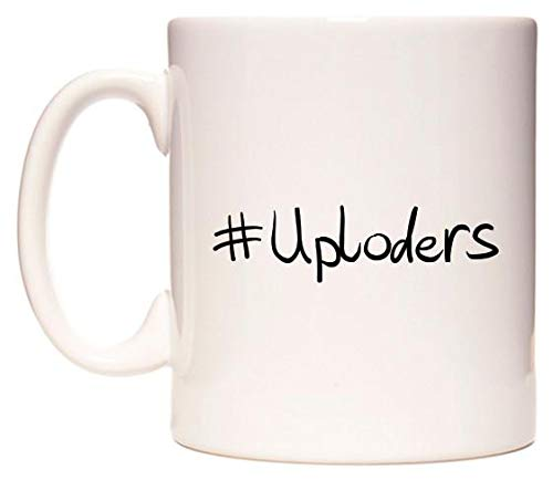 WeDoMugs #Uploders Becher