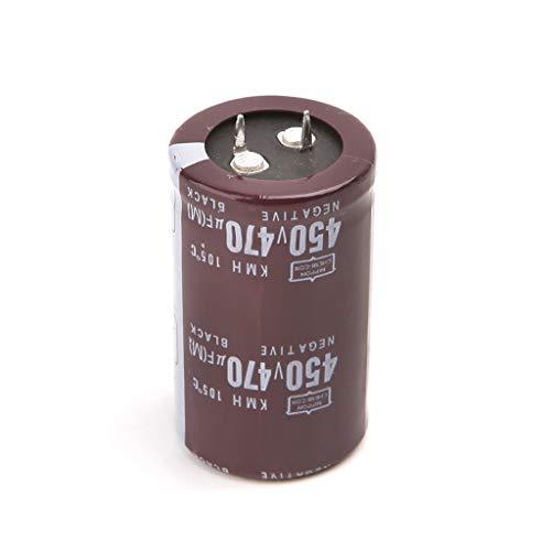 MAZE MA Soldador Eléctrico 450V 300uF Aluminio Condensador Electrolítico Volumen 30x50