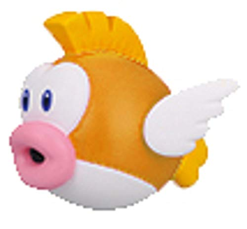 New Super Mario Bros. Wii 3 Furuta - Mini personaggio Cheep-Cheep (32 B)