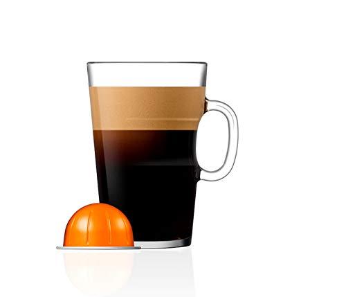 Nespresso Vertuo Giornio 50 Kapseln Kaffee für das sanfte Aufwachen