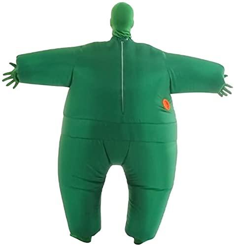 Disfraces inflables Cuerpo inflable de tamao adulto, Disfraces de Halloween para hombres/mujeres, Disfraces divertidos para estallar a