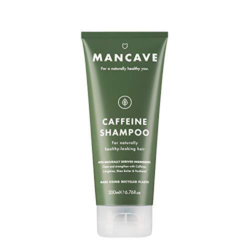 ManCave Koffein Shampoo, 1er Pack (1 x 200ml)