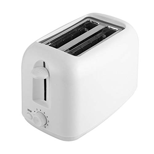 Hemoton Automatisk brödrost 2 skivor mini brödrost brödcentrering uppvärmning avbryt funktioner rostat smörgås frukost Maker hem kökstillbehör födelsedag mors dag gåva