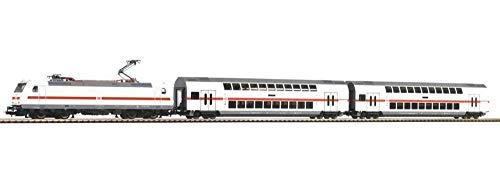Piko 57133 Startset E-Lok BR 146 und Zwei IC DoSto DB VI, Schienenfahrzeug