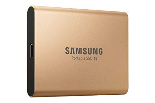 Samsung MU-PA500G/EU Portable SSD T5 500 GB USB 3.1 Externe SSD Rose Gold