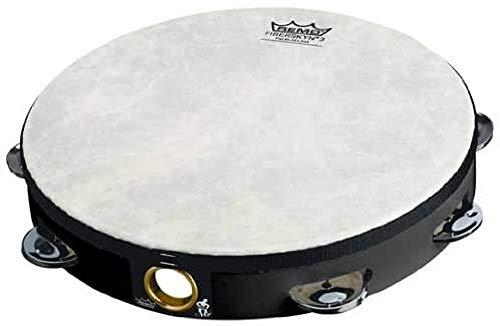 Remo TA-5110-70 Tambourine 25,4 cm (10 Zoll) schwarz