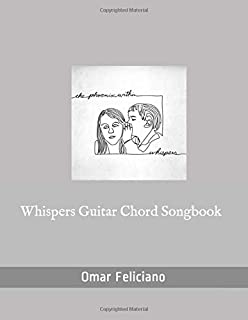 Whispers Guitar Chord Song book