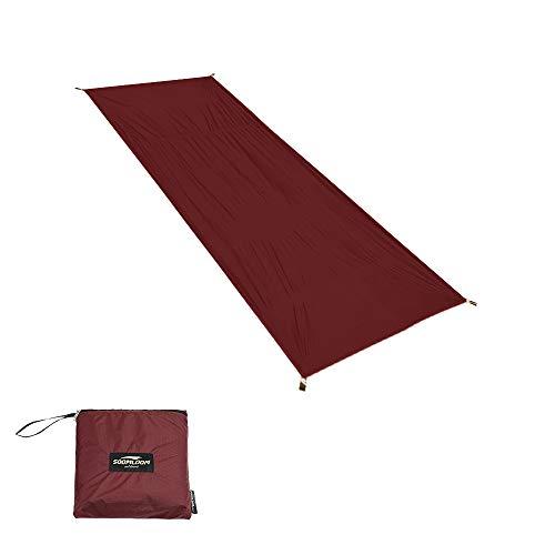 Soomloomグランドシート防水/軽量/耐久レジャーシート防水カバー簡易シェルター多彩な使い方テントタープ