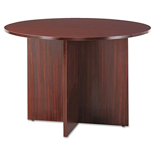 Alera Valencia Round Conference Table With Legs