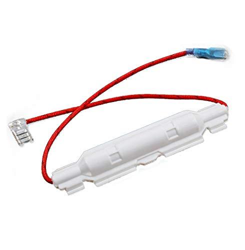 jiheousty 5KV 0,85A Hochspannungssicherung für Mikrowellenherde Universal-Sicherungshalter Ersatzteile für Mikrowellenherde