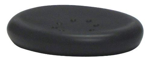 SANWOOD Seifenablage INUIT grau mit Soft-Touch Seifenschale