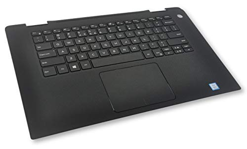 Dell XPS 15 9575 2-in-1 Palmrest With US-INTERNATIONAL Backlit Keyboard XPS 15 9575 2-in-1 Palmrest With US ENGLISH Backlit Keyboard 2PJ9R M9W9K 2TDW6