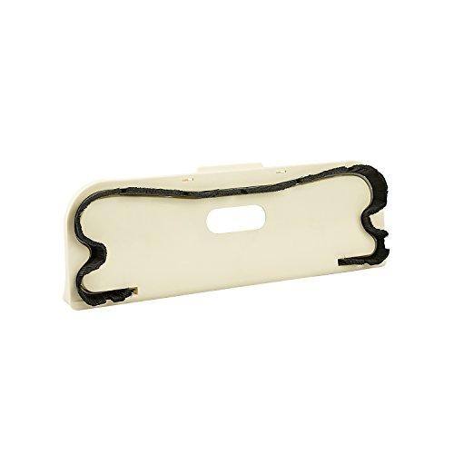 Sottospazzola piastra con Setole Adattabile per Folletto VK 120/121/122