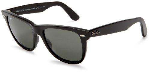 Ray-Ban MOD. 2140, Gafas de Sol Unisex, Negro (Schwarz), 47 mm