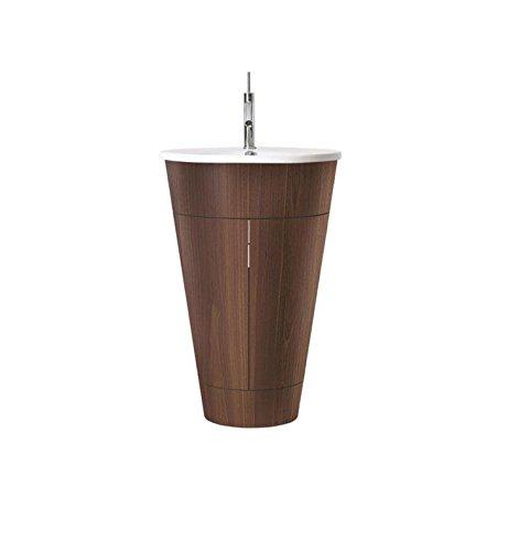 Duravit Waschtischunterschrank stEhend Starck 600x560x825mm 2 Türen, für 040658, weiß Hochglanz, S1952008585