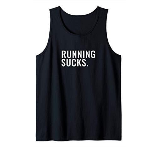 Running sucks. Canotta