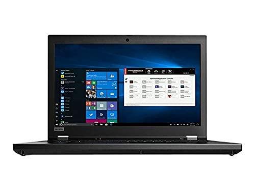 "Lenovo ThinkPad P53 20QN002FUS 15.6"" Mobile Workstation - 1920 x 1080 - Core i5 i5-9400H - 16 GB RAM - 256 GB SSD - Midnight Black - Windows 10 Pro - NVIDIA Quadro T1000 with 4 GB - in-Plane Swit"
