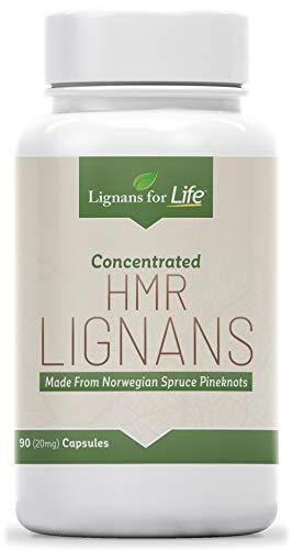 HMR Lignan 20 Mg 90 Ct Bottle