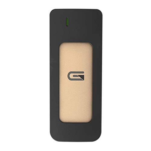 Glyph 1 TB Atom USB 3.1 Type-C External Solid State Drive - Golden