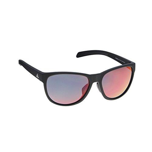 adidas Sport eyewear Herren Sonnenbrille wildcharge black matt