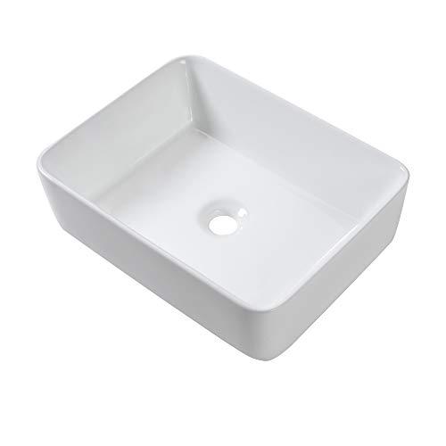 Vessel Sink Rectangle - Lordear 19