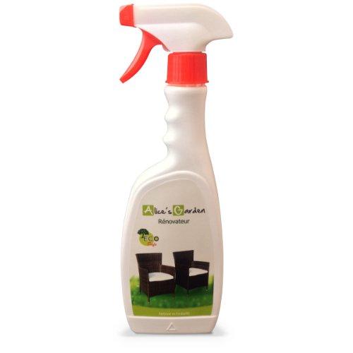 Alice's Garden-Pflege, Polyrattan-Umweltfreundlich-Schleifmaschine für Möbel, Polyrattan, 500 ml