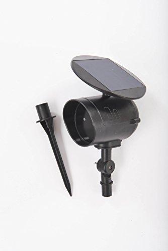 Greenhurst 4715 Solaire Paysage Projection Light – Noir