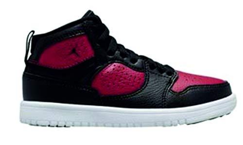 Jordan Access (PS), Zapatillas para Niños, Black/Gym Red/White, 28 EU