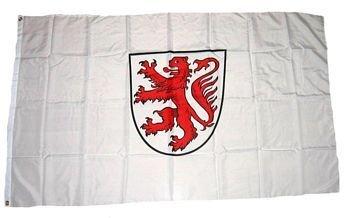 Fahne/Flagge Braunschweig Wappen NEU 90 x 150 cm [Misc.]