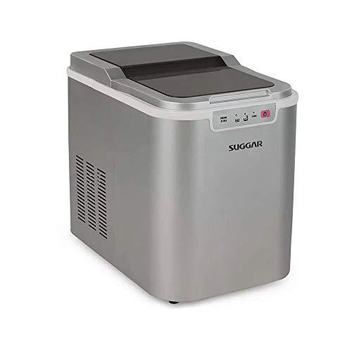 Máquina de gelo prata 220V Suggar