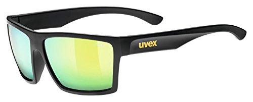 Gafas de Ciclismo Uvex de cristal amarillo
