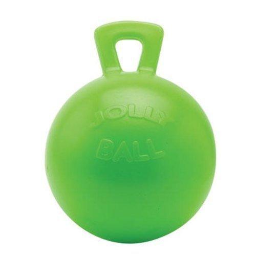 William Hunter Equestrian Jolly Ball - Apple sented Green (Jollyball, Apfelduft- Grün)