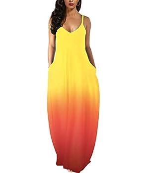 Best yellow orange dress Reviews