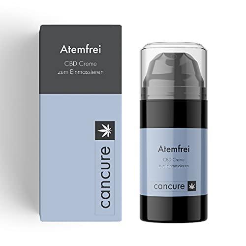 Aromapflege Creme mit CBD - Atemfrei