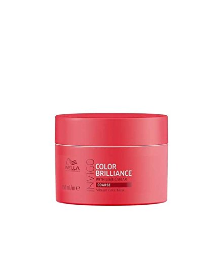 Wella Invigo Brilliance Tratamiento para cabellos gruesos de color 150 ml