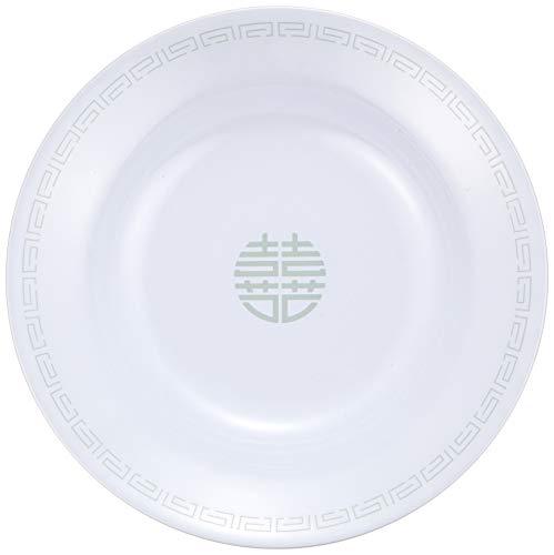 ENTEC 新型冷麺皿 白/青磁 瑞祥 CB-19