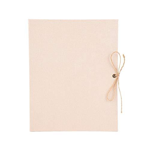 Album de fotos 30 páginas DIY Álbum Scrapbook Heart Series Craft Paper...