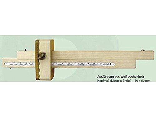 Ulmia 0029S Streichmaß Weißbuche