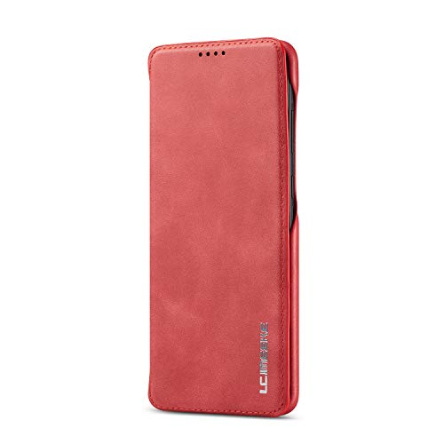 Save %11 Now! Samsung Galaxy S8 Plus S8+ Flip Case Leather Cover Extra-Durable Business Card Holders...