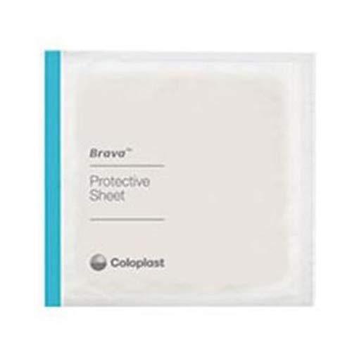 Coloplast Brava Stoma Skin Schutzfolie, 15,2 x 15,2 cm, 5 Stück