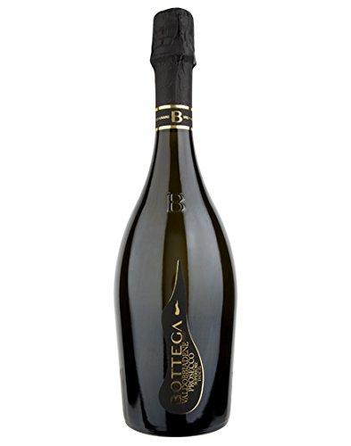 Valdobbiadene Prosecco Superiore Extra Dry DOCG Il Vino dei Poeti Bottega 2020 0,75 ℓ