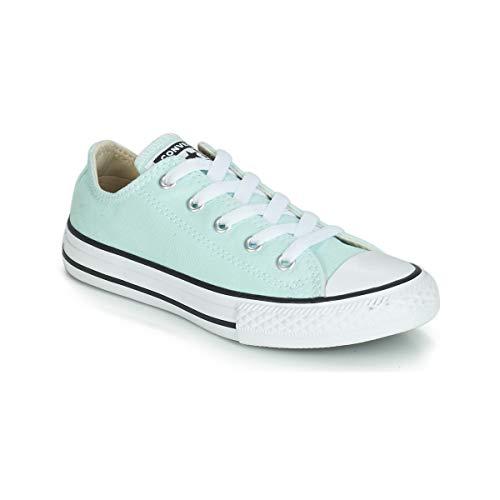 Converse Unisex-Kinder C. Taylor All Star Sneaker, Türkis (Turquoise 663631c), 36 EU